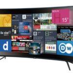 Real: JTC UHD 55 GAD5-CVU55-SF Curved Fernseher im Angebot