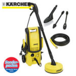 Real: Kärcher Hochdruckreiniger K 2.980 M 80 T-Racer+ Rohrreinigungs-Set im Angebot [KW 29 ab 17.7.2017]