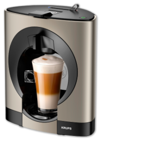 krups kp110t dolce gusto oblo titanium kaffeemaschine im penny markt angebot kw 13 ab 28. Black Bedroom Furniture Sets. Home Design Ideas