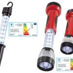 Livarno Lux LED-Akku-Arbeitsleuchte für 9,99€ bei Lidl