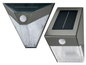 Livarno Lux LED-Solar-Wandleuchte bei Lidl erhältlich