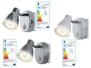 Livarno Lux LED Spot Köpfe