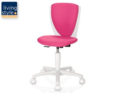 Living Style Drehstuhl für Kinder und Jugendliche bei Aldi Süd erhältlich