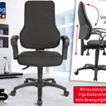 Living Style Drehstuhl für Erwachsene im Aldi Süd Angebot ab 9.7.2018