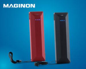Maginon Powerbank 3.000 mAh