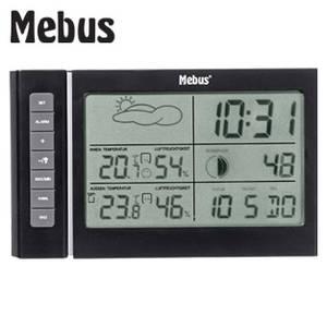 Mebus-Funkwetterstation-mit-Temperaturanzeige-Real