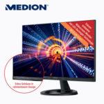 Medion Akoya P55830 MD 20830 23,8-Zoll Monitor im Angebot bei Aldi Nord 30.3.2017 - KW 13