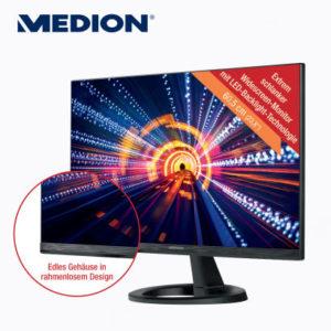 Aldi Nord: Medion Akoya P55830 MD 20830 23,8-Zoll Monitor [KW 13 ab 30.3.2017