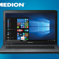 Medion Akoya P7402 MD60850 Notebook im Hofer Angebot