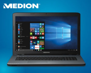 Medion Akoya P7402 MD60850 Notebook