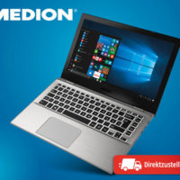 Hofer 3.7.2017: Medion Akoya S3409 MD60600 Notebook im Angebot