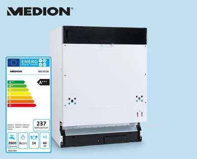 Medion Geschirrspüler MD 37128 Hofer 14.10.2019
