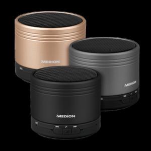 Medion Life E61037 Lautsprecher mit Bluetooth-Funktion
