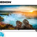 Medion Life X18230 MD 31230 Ultra-HD Fernseher im Angebot bei Aldi Süd 31.8.2017 - KW 35