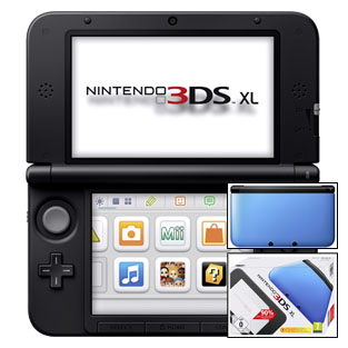 Real: Nintendo 3DS XL Konsole im Angebot ab 28.8.2017