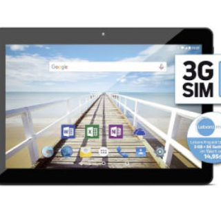 Odys Thor 10 plus 3G Tablet-PC im Real Angebot