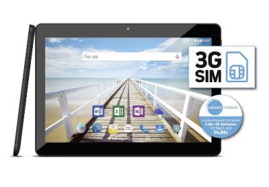 Odys Thor 10 plus 3G Tablet-PC im Real Angebot