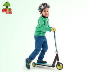 Outdoor Zone Kinder-Scooter und Lernroller bei Hofer erhältlich