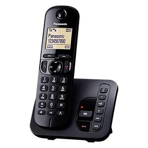 Panasonic KX-TGC220GB Schnurlos-DECT-Telefon bei Real erhältlich