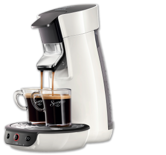 Philips Senseo HD 7825-03 Viva Cafe Kaffee-Pad-Maschine