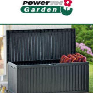 PowerTec Garden Garten-/ Allzwecktruhe im Angebot » Norma 23.4.2019 - KW 17