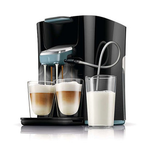 Senseo HD 7855/50 Senseo Latte Duo Kaffeepadmaschine bei Real als Deal des Tages