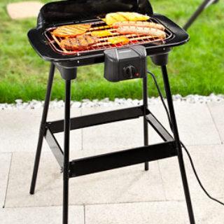 Severin PG 8521 Barbecue-Grill im Angebot   Kaufland 20.4.2017 - KW 16