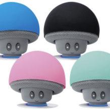 Silvercrest Bluetooth Pilzlautsprecher für 5,99€ bei Lidl