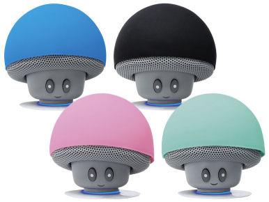 Silvercrest Bluetooth Pilzlautsprecher im Angebot bei Lidl ab 22.5.2018 – KW 21