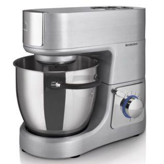 Silvercrest SKV 1200 A1 Profi-Küchenmaschine im Angebot bei Lidl » Online