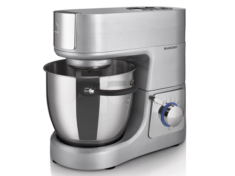 Silvercrest SKV 1200 A1 Profi-Küchenmaschine im Lidl Angebot