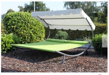 Solax Sunshine Doppel-Gartenliege: Norma Angebot ab 25.6.2018 – KW 26