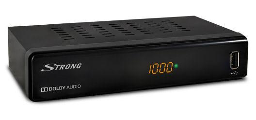 Strong SRT 3001 HDTV-Kabel-Receiver im Real Angebot ab 6.8.2018 – KW 32