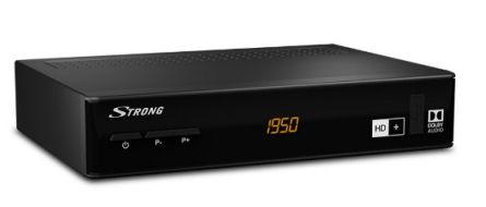 Strong SRT 7806 HDTV-SAT-Receiver bei Real ab 2.10.2017 erhältlich