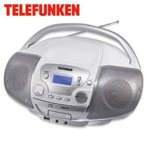 Telefunken CD-Radio RC1001M bei Real erhältlich