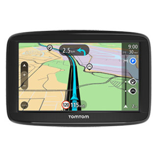 TomTom Start 52 EU Navigationssystem im Angebot » Real 30.12.2019 - KW 1