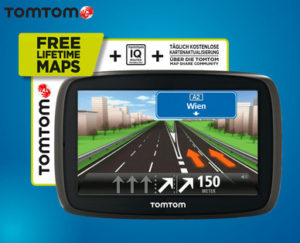 Real: TomTom Via 135 M Europe Traffic Navigationssystem im Angebot [KW 24 ab 12.6.2017]