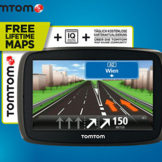 TomTom Via 135 M Europe Traffic Navigationssystem im Real Angebot