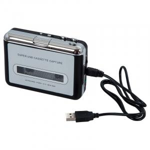 USB-Kassettenspieler und Digitalisierer 2in1