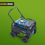 Hofer 6.6.2019: Workzone Stromerzeuger 4-Takt im Angebot