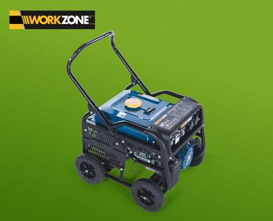 Workzone Mobiler Stromerzeuger Hofer