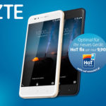 Hofer 31.8.2017: ZTE Blade A612 Smartphone im Angebot