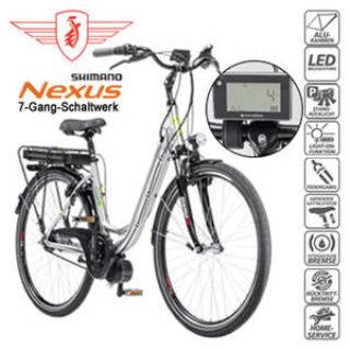 Zündapp Alu-Elektro Citybike 6.0 28er im Real Angebot