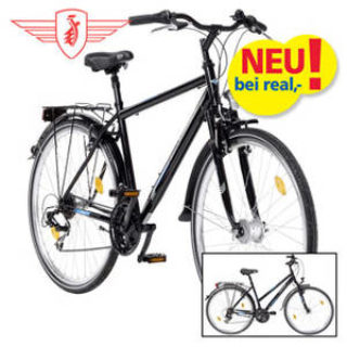 z ndapp silver 2 0 trekkingrad 26er und 28er real angebot. Black Bedroom Furniture Sets. Home Design Ideas