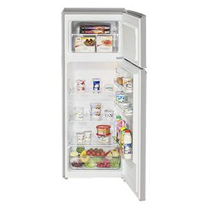 Bomann DT 248 A+ Kühl-/Gefrierkombination im Real Angebot