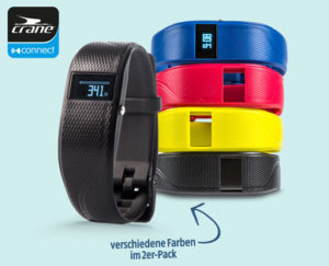 Crane Connect Fitness-Armband