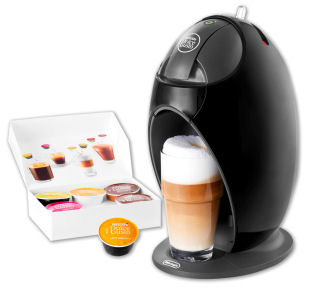 delonghi jovia dolce gusto multi getr nke system im penny markt angebot ab. Black Bedroom Furniture Sets. Home Design Ideas