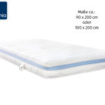 Dormia Memofit Royal Qualitäts-Matratze im Angebot bei Aldi Süd 17.7.2017 - 29KW