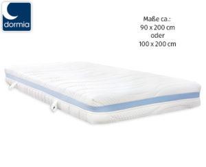 Dormia Memofit Royal Qualitäts-Matratze bei Aldi Süd erhältlich