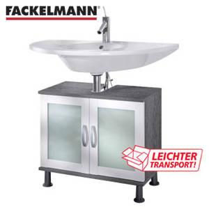 Fackelmann Beckenunterschrank, Hochkommode und Kommode Village bei Real erhältlich